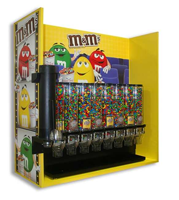 Candy Point of Purchase display manufacturer